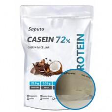 Saputo Casein Micellar 72%, 2 кг - шоколад ПОВРЕЖДЕННЫЙ