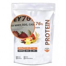 Saputo Complex 76% (Whey, Egg, Casein), 900 грамм - ваниль ПОВРЕЖДЕННЫЙ