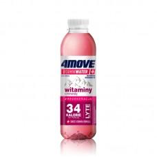 4MOVE Vitamin Water Witaminy + Mineraly, 556 мл СРОК 05.21