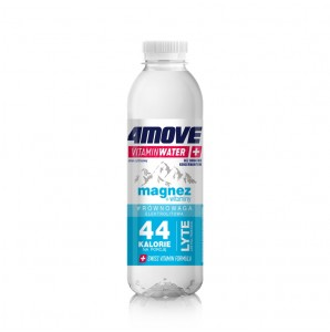 4MOVE Vitamin Water Magnez + Witaminy, 556 мл СРОК 05.21