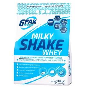 6PAK Nutrition Milky Shake Whey, 1.8 кг