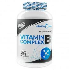 6PAK Nutrition Vitamin B Complex, 90 таблеток