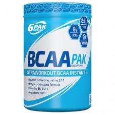 6PAK Nutrition BCAA Pak, 400 грамм