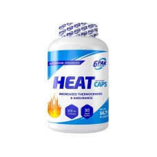 6PAK Nutrition Heat Caps, 90 капсул СРОК 09.21