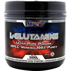 APS L-Glutamine, 500 грамм