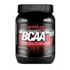 Activlab BCAA Vitamins & Minerals, 500 грамм
