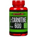 ActivLab L-Carnitine 600 with L-ornitine and L-arginine, 60 капсул