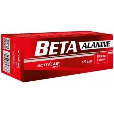 Activlab Beta Alanine, 120 капсул