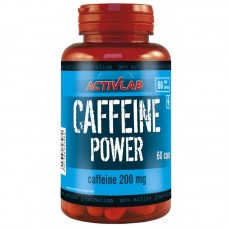 Activlab Caffeine Power, 60 капсул