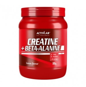 Activlab Creatine + Beta Alanine, 300 грамм