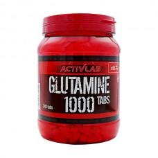 Activlab Glutamine 1000, 240 таблеток