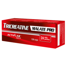 Activlab Tri Creatine Malate, 120 капсул