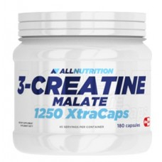 AllNutrition 3-Creatine Malate, 180 капсул