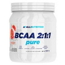 AllNutrition BCAA Pure 2:1:1, 500 грамм