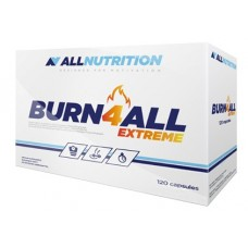 AllNutrition Burn4all Extreme, 120 капсул