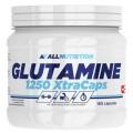 AllNutrition Glutamine 1250 Xtra Caps, 180 капсул