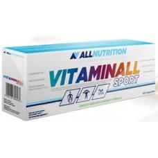 AllNutrition VitaminALL Sport, 60 капсул