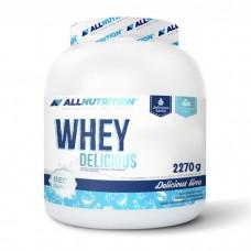 AllNutrition Whey Delicious, 2.2 кг