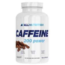 AllNutrition Caffeine 200 power, 100 капсул