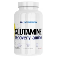 AllNutrition Glutamine Recovery Amino, 250 грамм