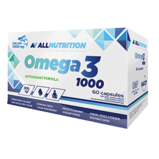 AllNutrition Omega 3 1000, 60 капсул