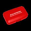 Таблетница AllNutrition - красная