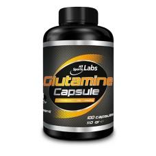 AllSports Labs L-Glutamine, 100 капсул