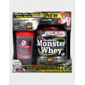 Amix Anabolic Monster Whey BOX with Monster Shaker, 2.2 кг