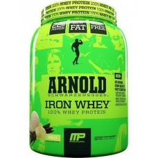 Arnold Iron Whey, 680 грамм