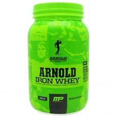 Arnold Iron Whey, 908 грамм