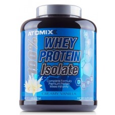 Atomixx 100% Whey Protein Isolate, 2.2 кг