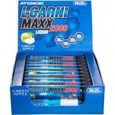 Atomixx L-Carni Maxx Liquid, 20 ампул/уп