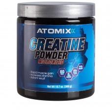 Atomixx Creatine Powder Micronizid, 300 грамм