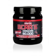 Body World Group BCAAs Hardcore 50000, 500 капсул