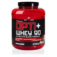 Body World Group Opti+Whey 90, 2.39 кг