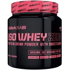 BioTech Iso Whey Zero For Her, 450 грамм