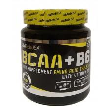 BioTech BCAA + B6, 340 таблеток