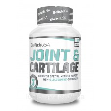 BioTech Joint & Cartilage, 60 таблеток