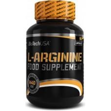 BioTech L-Arginine, 90 капсул