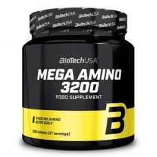 BioTech Mega Amino 3200, 300 таблеток