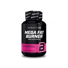 BioTech Mega Fat Burner, 90 таблеток
