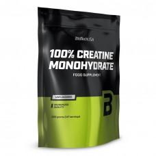 BioTech 100% Creatine Monohydrate, 500 грамм (пакет)