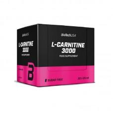 BioTech L-Carnitine 3000, 20 ампул/уп