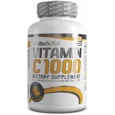 BioTech Vitamin C 1000, 100 таблеток