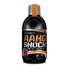 BioTech AAKG Shock, 500 мл