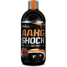 BioTech AAKG Shock, 1 литр