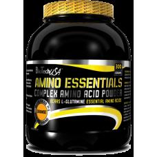 BioTech Amino Essentials, 300 грамм