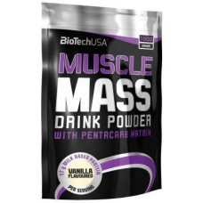 BioTech Muscle Mass, 1 кг