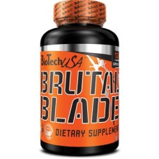 BioTech Brutal Blade, 120 капсул