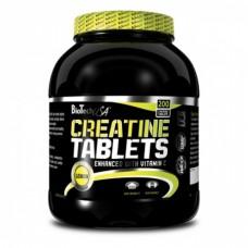 BioTech Creatine Tablets, 200 жевательных таблеток